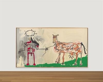 Jean-Michel Basquiat, 'The Field Next to the Other Road'