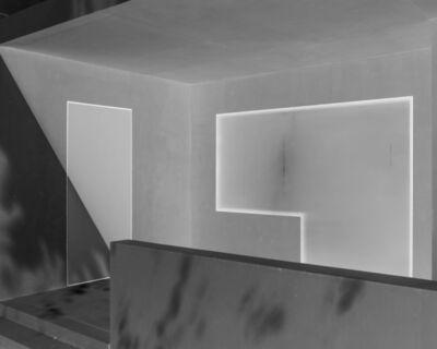 Joachim Brohm, 'Walter Gropius, Meisterhaus Moholy-Nagy, Dessau; Detail; Bruno Fioretti Marquez Architects', 2015