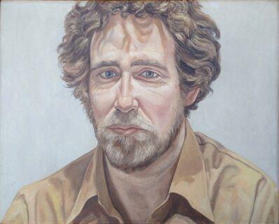 Philip Pearlstein, 'Portrait of John Perreault', 1975