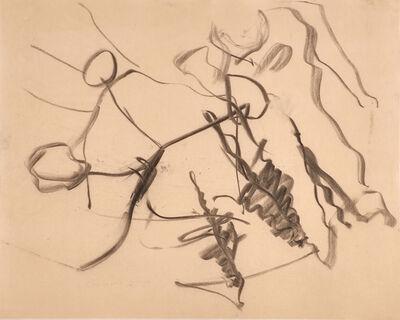Willem de Kooning, 'Untitled (Woman in Landscape)', 1978
