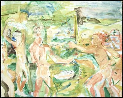 Cecily Brown, 'Untitled ', 2014
