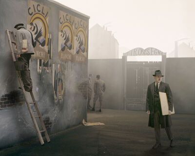 Paolo Ventura, 'Behind the Walls #3', 2011