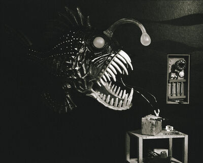 Lori Nix and Kathleen Gerber, 'Angler Fish', 2009