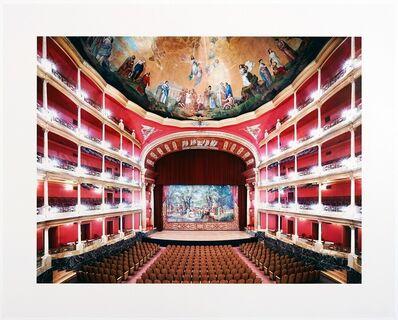 Candida Höfer, 'Teatro Degollado Guadalajara II', 2015