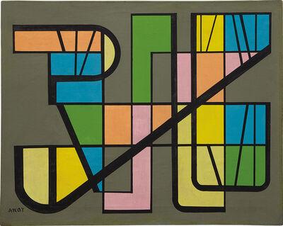 Wifredo Arcay, 'Untitled', ca. 1950