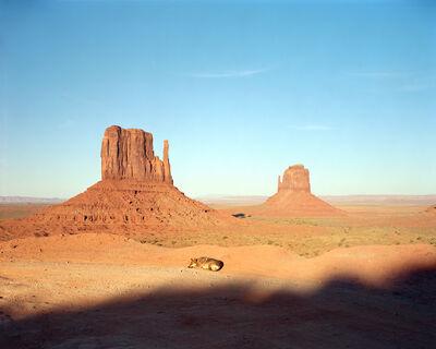 Richard Renaldi, 'Monument Valley, Utah', 2010