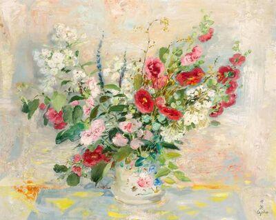 Le Pho, 'Les Roses Tremieres'