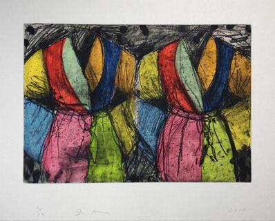 Jim Dine, 'The Soft Ground', 2014