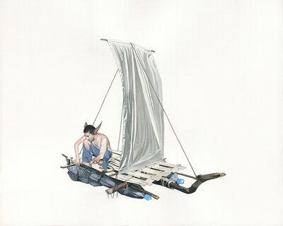 Fabien Mérelle, 'Radeau de Fortune', 2016