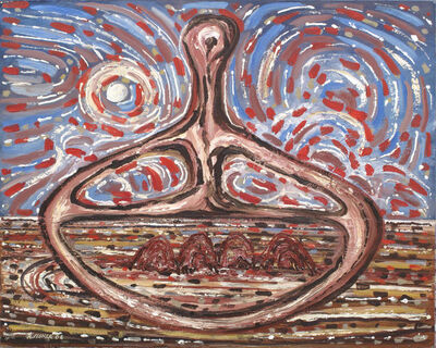 Robert Fisher, 'Keeper of the Land- The Olgas'