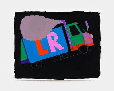 Ellen Berkenblit, 'Untitled', 2018