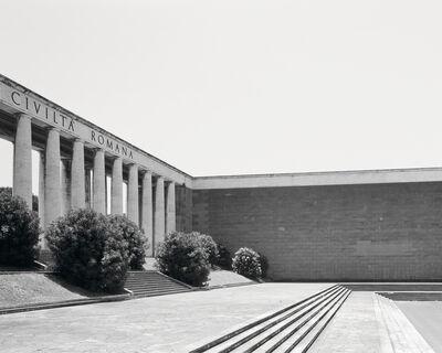Hans-Christian Schink, 'EUR (Piazza Giovanni Agnelli 2)', 2014