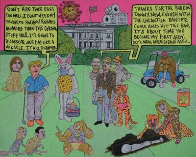 Sean Kushner, 'White House', 2020