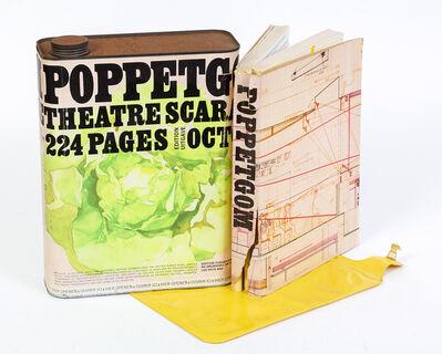 Lucebert, 'Poppetgom - Theater Scarabee', 1970
