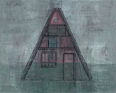 Miguel Castro Leñero, 'Volcano - House', 2017