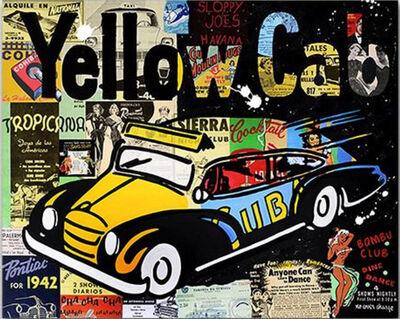 Nelson De La Nuez, 'Nelson De La Nuez, Yellow Cab ', 2018