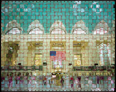 Park Seung Hoon, 'Grand Central Station, NY', 2014