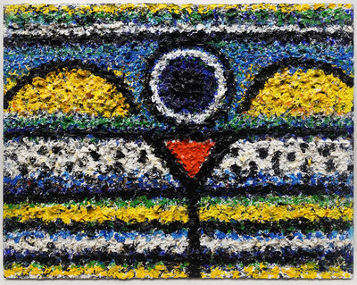 Richard Pousette-Dart, 'Opaque Horizon', 1985-1986