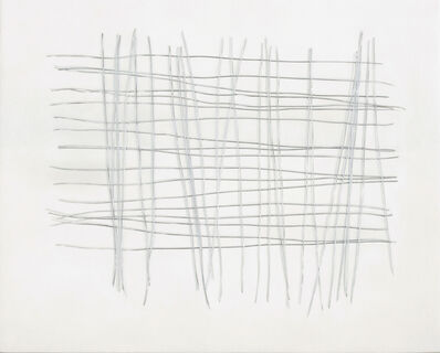 Claire Kerr, 'Wire Grid', 2017