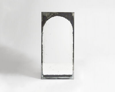 Kiko Lopez, 'Arch, Contemporary Rectilinear Wall Mirror', 2017