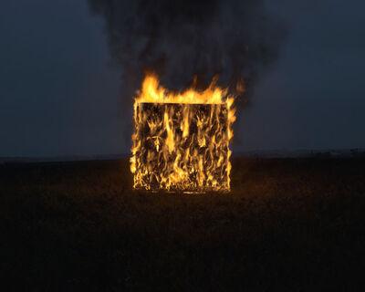 Danila Tkachenko, 'Motherland: 02. Cube.', 2017