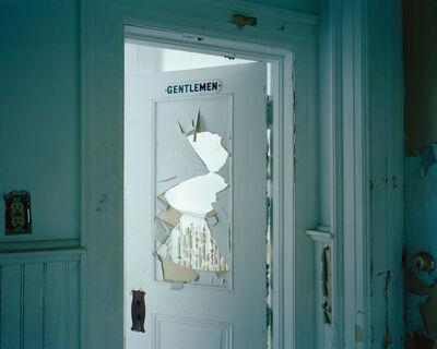 McNair Evans, 'Dad's Office 03', 2009