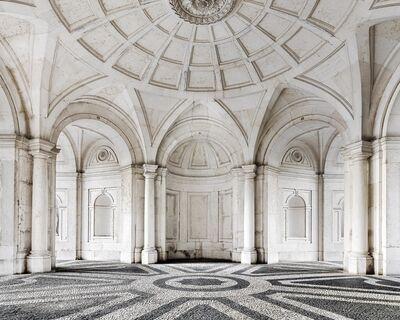 Massimo Listri, 'Palacio Nacional D'ajuda II, Lisboa, Portugal', 2017