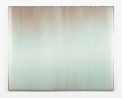 Gregg Renfrow, 'Green, Violet-Grey', 2004