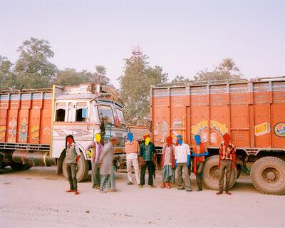 Vasantha Yogananthan, 'Truck Drivers', 2013