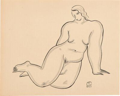 Sanyu, 'Nude'