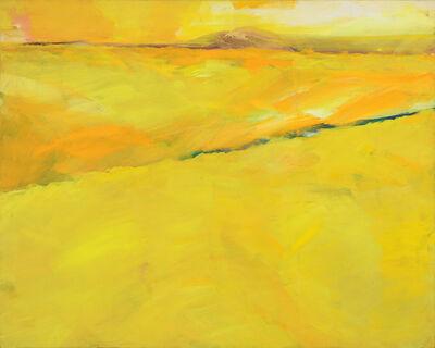Bernd Zimmer, 'Oltrepo. Campo Giallo', 1991/93