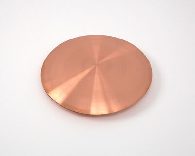 Meg Webster, 'Copper Disc for Facing Hands', 2012