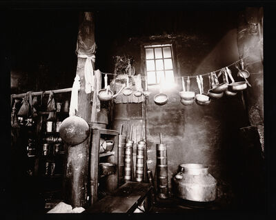 Linda Connor, 'Monastery Kitchen, Tibet', 1993