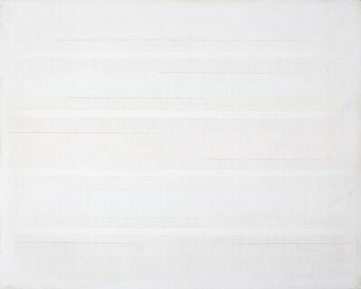 Riccardo Guarneri, 'Strisce, colore/luce con linee', 1976