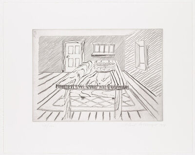 Richard Artschwager, 'Untitled (from Notes on a Room)', 1998