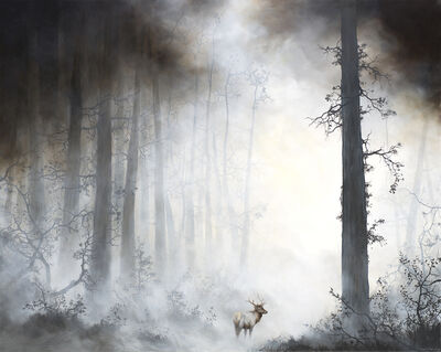 Brian Mashburn, 'Old Growth', 2018