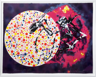 James Rosenquist, 'Woman in the Sun', 1991