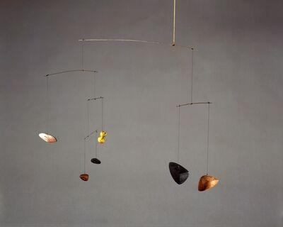 Alexander Calder, 'Little Wooden Mobile', ca. 1942