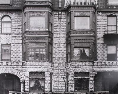Harry Callahan, 'Chicago Facade'