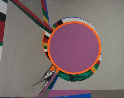 Budd Hopkins, 'Study for Sun Painting', 1970