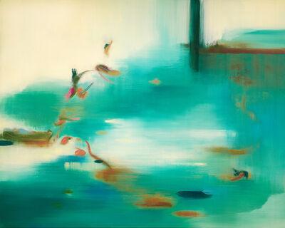 Liz Dexheimer, 'Koi Blossoms', 2017