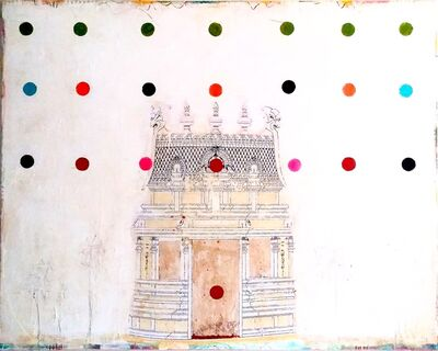 Maryline Lemaitre, 'Le petit palais', 2017