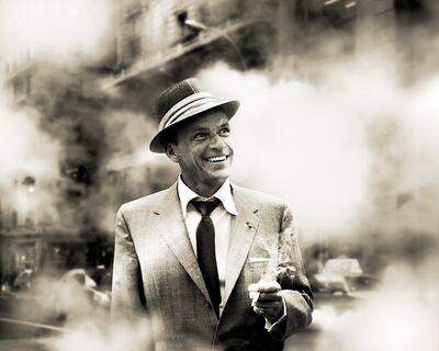 Axel Crieger, 'Frank Sinatra, Summerwind', 2015