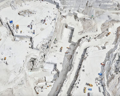 David Burdeny, 'Cava Bianco V, Carrara, IT', 2018