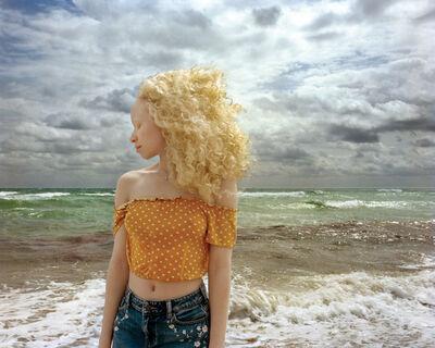 Rania Matar, 'Rayven, Miami Beach, Florida', 2019