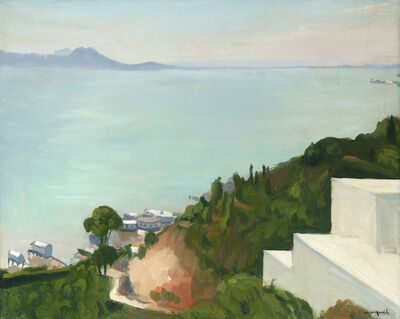 Albert Marquet, 'La baie de Tunis', Unknown