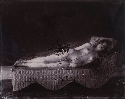 E.J. Bellocq, 'Untitled from the Storyville Portrait series, New Orleans', circa 1911-printed 1970s
