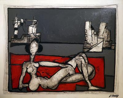 Claude Venard, 'Nu couché', 1975-1985