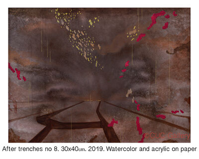 Nguyen Son, 'After trenches 8', 2019