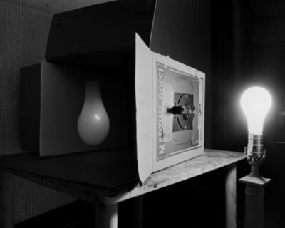 Abelardo Morell, 'Light Bulb', 1991